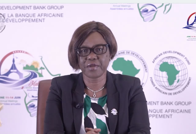 Cote D'Ivoire's Governor statement - French Subtitle
