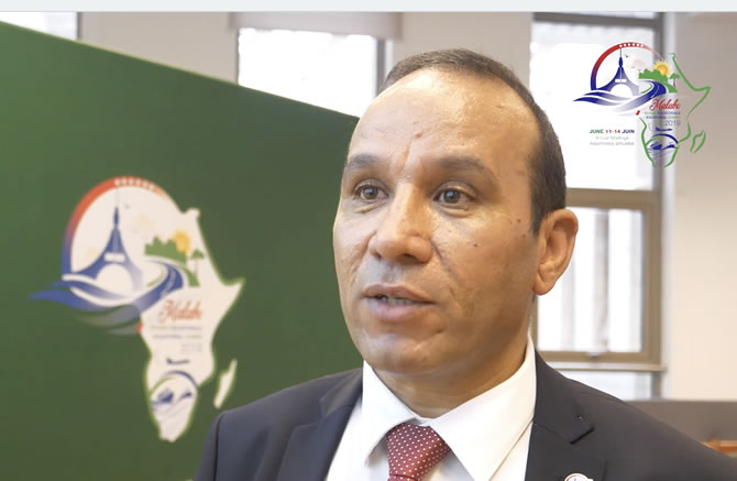 El Khili Lhoucine's interview