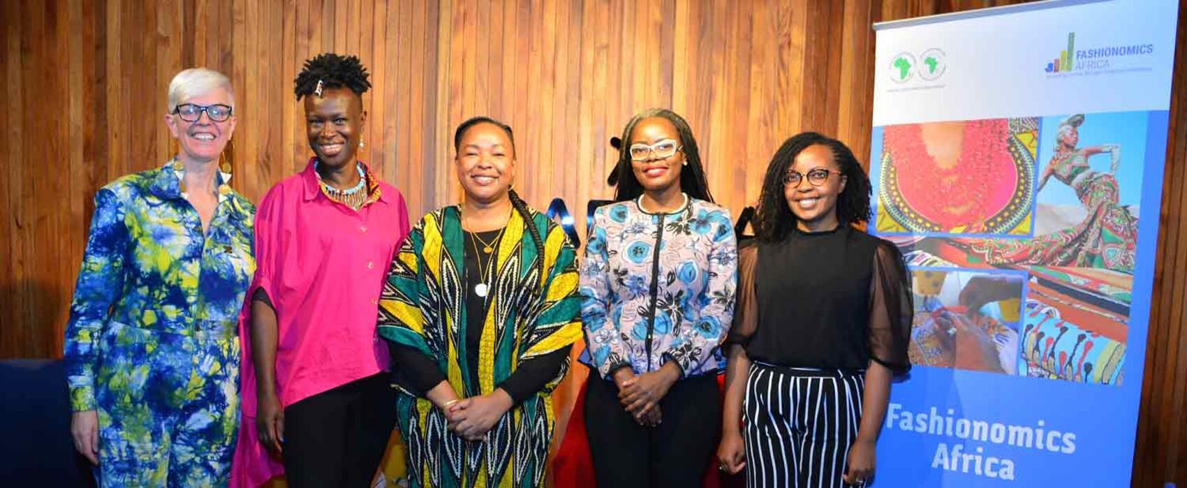Sashaying to success: Fashionomics Africa helps designers embrace the digital age