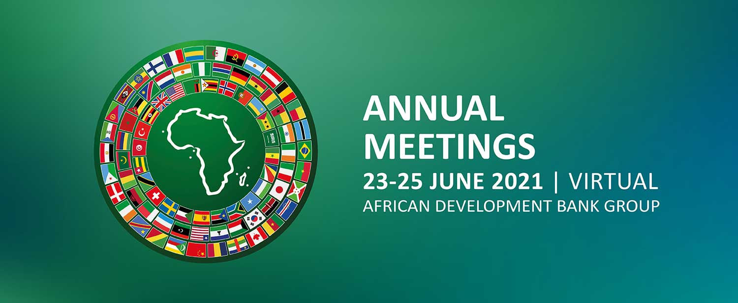 African Development Bank Group to hold virtual Annual Meetings from 23-25 June 2021