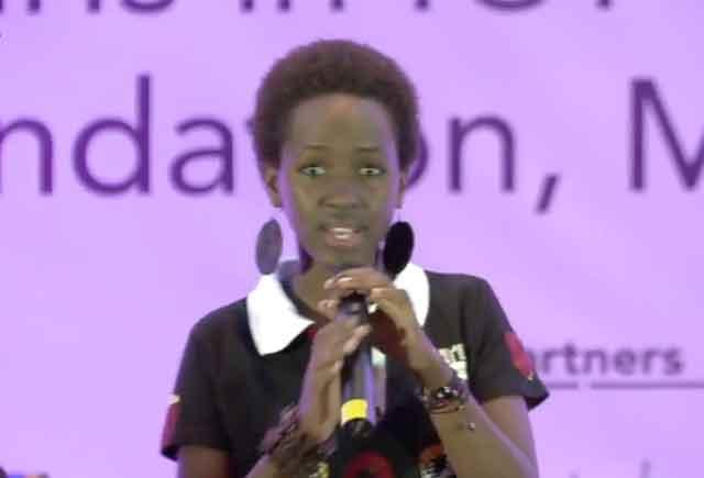 Rwanda's women in tech - Jeanne Yamfashije