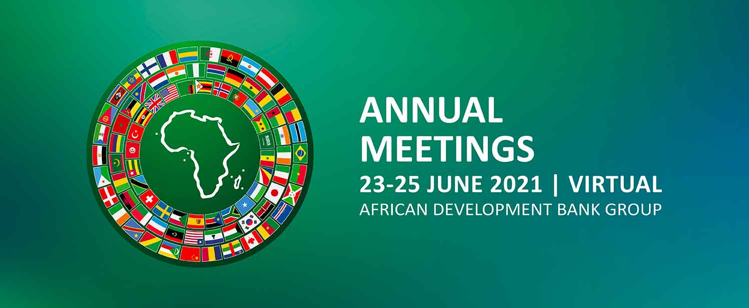 African Development Bank 2021 Annual Meetings: Members show support for plan to tackle Covid-19