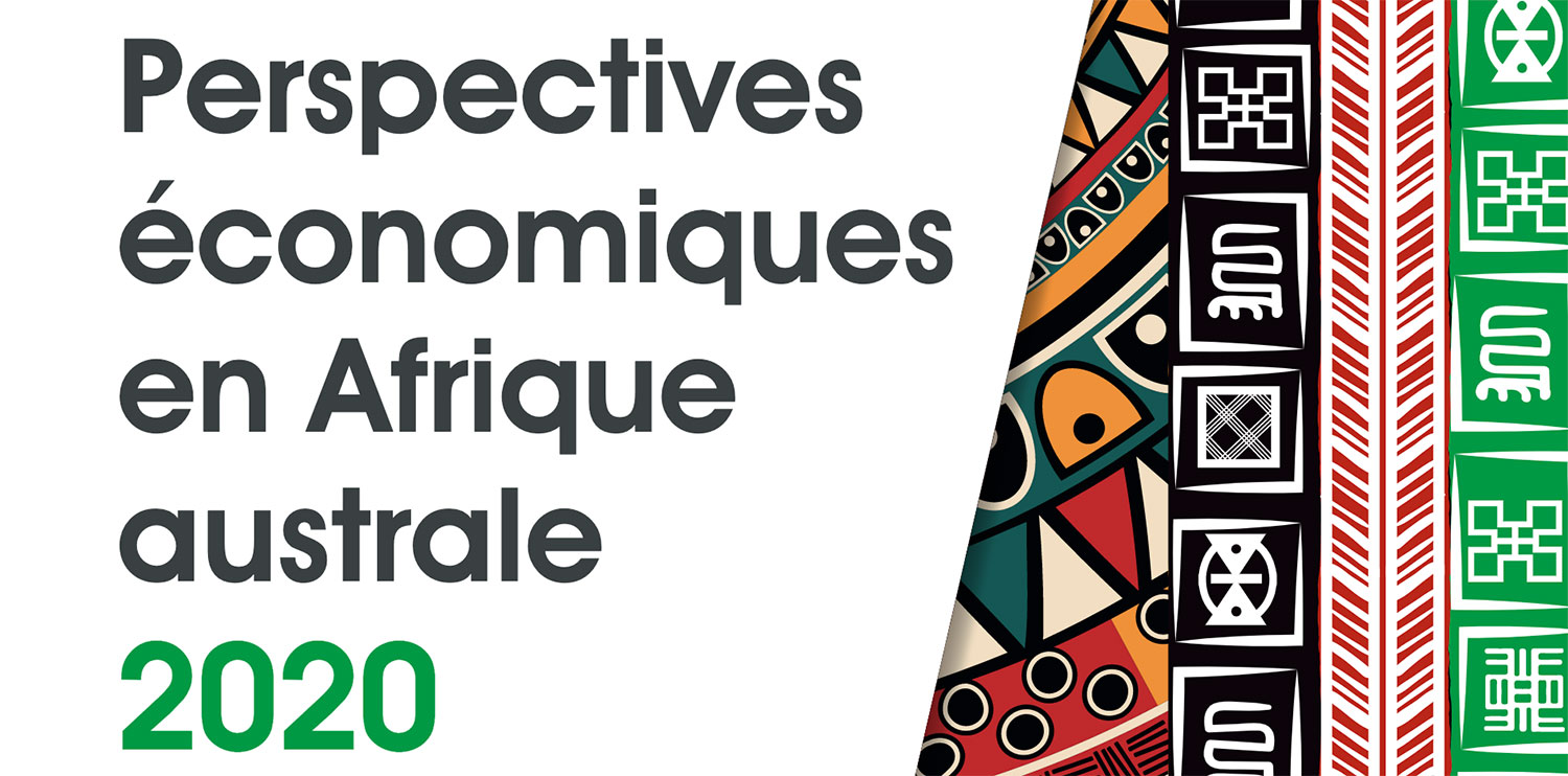 African Development Bank Regional Economic Outlook 2020: COVID-19 response and economic diversification crucial to growth recovery in Southern Africa, the most affected region