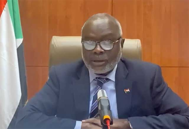 Annual Meetings 2021: Governor's statement – Sudan