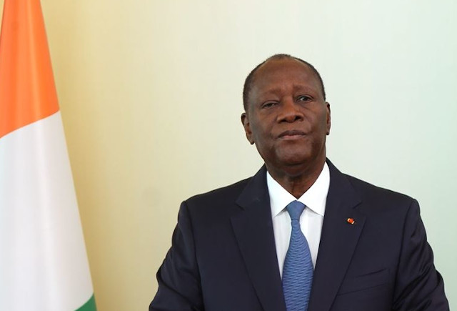 Welcome address by H.E. Alassane Ouattara, President of the Republic of Côte d'Ivoire